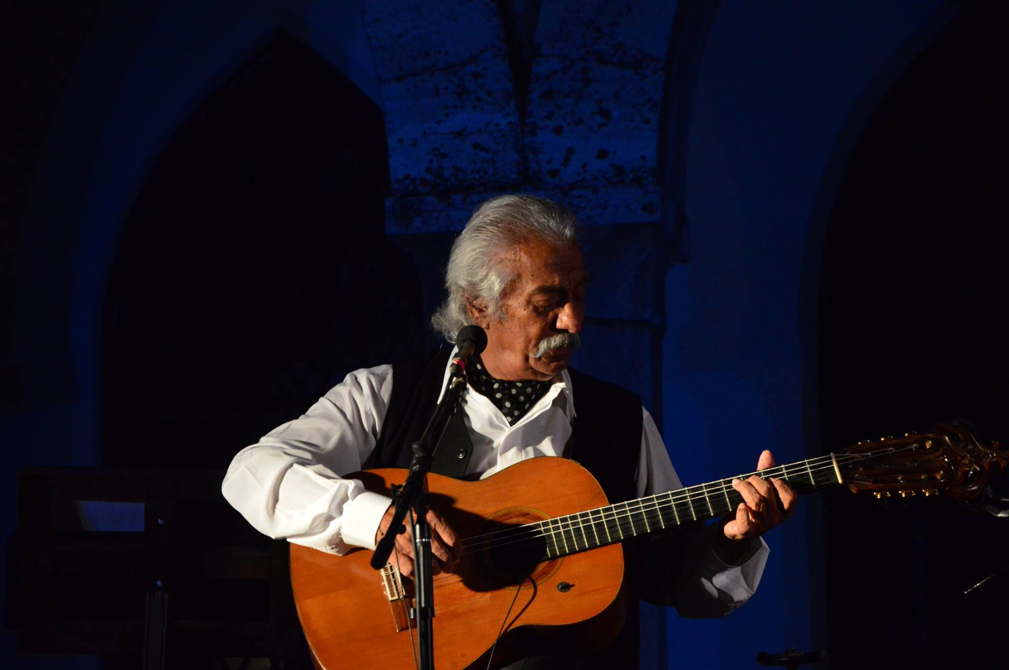 Η συναυλία του Κώστα Χατζή στο Μέγαρο Δουκίσσης Πλακεντίας