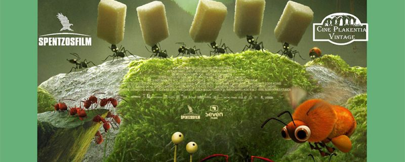 Τοσοδούλικα: Η Κοιλάδα των Χαμένων Μυρμηγκιών